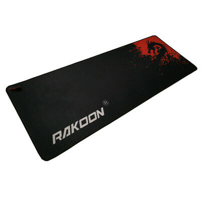 Professional Red Dragon Gaming Mouse Pad Gamer For CSGO DOTA 30x80cm Large