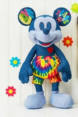 NWT Mickey Mouse Memories June Plush authentic camouflage toy doll DisneyStore
