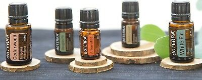 doTERRA Therapeutic Grade Pure Essential Oil Aromatherapy - WOODY - Various