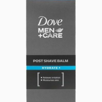 1 x Dove For Men Men+Care Post After Shave Balm - Hydrate