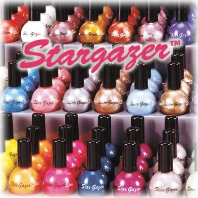 Stargazer Nail Polish / Varnish - 14 To Choose From -Various Colours