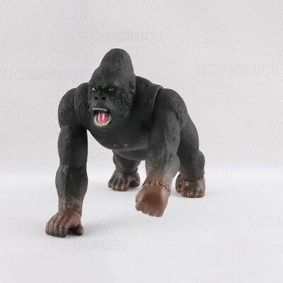 """KING KONG ACTION FIGURE SKULL ISLAND 7"""" toy Collectible Decor"""