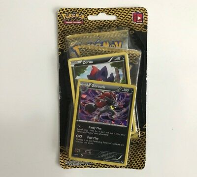 Pokemon Black And White Dark Explorers Twin Pack Sealed Blister Booster Promo