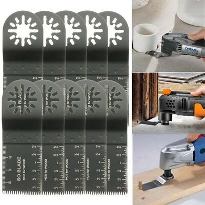 35mm Multi Tool Saw Blades For Fein Bosch MultiMaster Makita Standard Wood