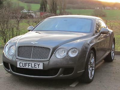 2010 Bentley Continental GT Coupe 6.0W12 560 Auto6 Petrol grey Automatic