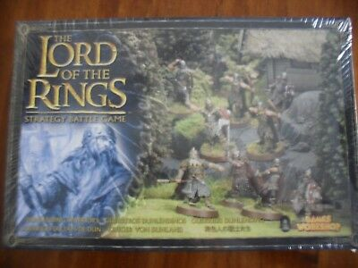 Dunlending Warriors- Lord Of The Rings - Games Workshop
