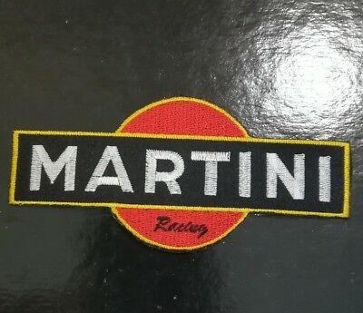 Martini Racing patch Parche Racing para ropa
