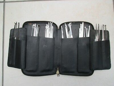 Southord (USA) MPXS-62 approx 50 piece lock pick set.