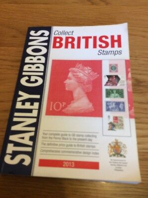 Stanley Gibbons Collect British Stamps.book