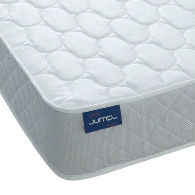 Orthopaedic Cool Blue Memory Foam Mattress Coil Spring Single Double Economy