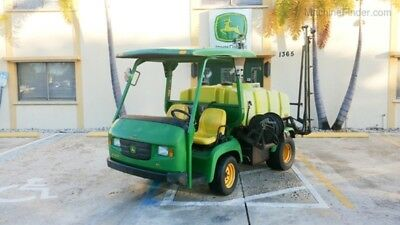 2013 John Deere 2020A Progator **HD300 Sprayer Included** Used