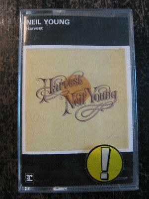 alte Musikkassette  NEIL YOUNG