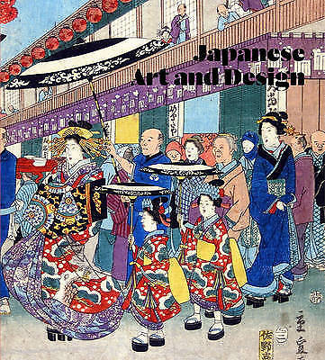 Japanese Art and Design: The Collections of the , Gregory Irvine, New