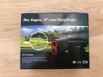 Ben Sayers Laser Distance Golf Rangefinder