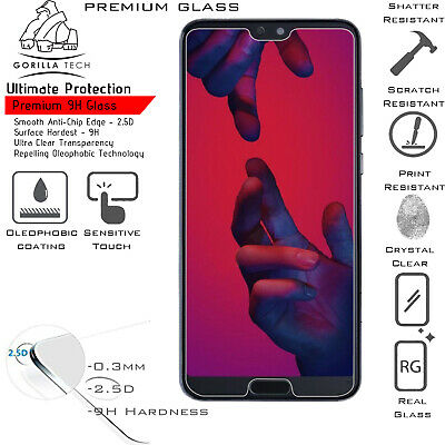 Huawei Phones Tempered Glass Screen Protector Genuine Gorilla Film High Quality