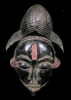Old Tribal Punu Maiden Spirit  Mask      -- Gabon
