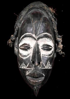 Outstanding Tribal Chokwe Mask      -- Angola
