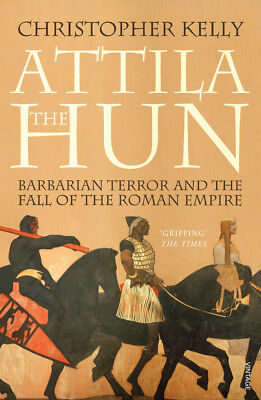 Attila The Hun, Christopher Kelly