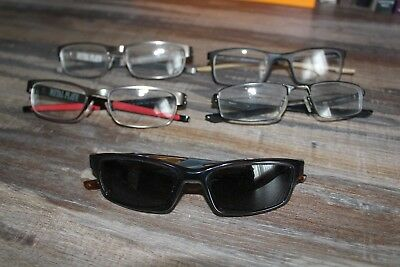 Collection of Oakley eyegalsses (USED)