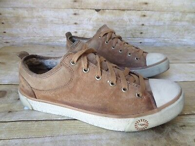 3b8dab99d2d UGG-WOMEN'S SNEAKERS- EVERA Lace Cut Out Tan Suede - Size 9.5- Style ...