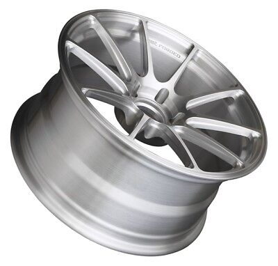 18x9/10 XXR 527F 5x114.3 +35/40 Brushed Forged Rims (Set of 4)