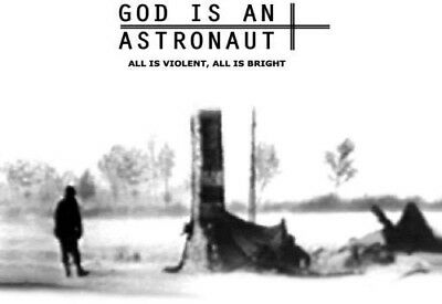 God Is an Astronaut - All Is Violent All Is Bright [New Vinyl LP] UK - Import