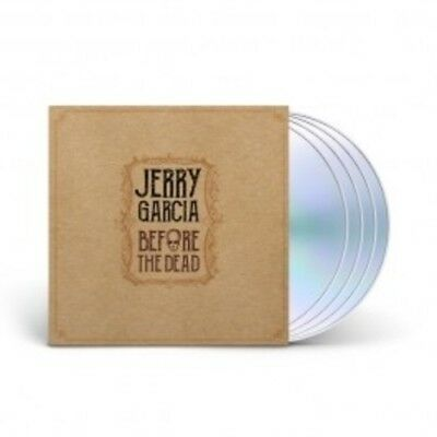 Jerry Garcia - Before The Dead [New CD] Digipack Packaging
