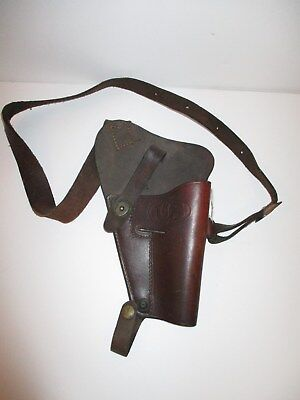 WWII U.S. Army Military Enger-Kress 1911 Shoulder Holster