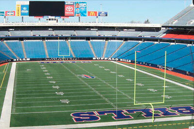 2 (two) Buffalo Bills Tickets v Miami Dolphins Great View! Josh Allen
