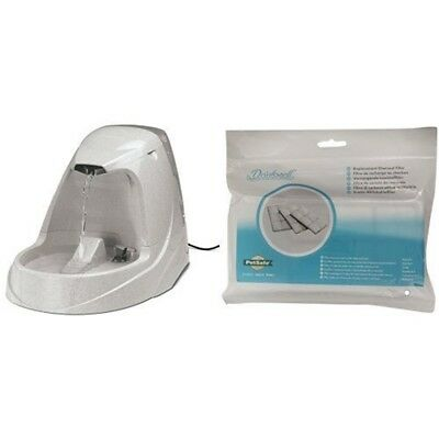 Petsafe, Drinkwell, Platinum Pet Fountain, 5 Litre, Automatic, Filtered Water -
