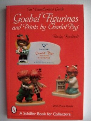 GOEBEL FIGURINES PRICE $$$ VALUE GUIDE COLLECTOR'S BOOK Red Heads