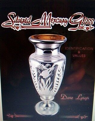 Silver Glass Price Guide Collector Book Goblets Vases Mugs Bowls