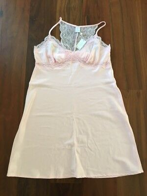 Bras N Things light pink Short Chemise 12
