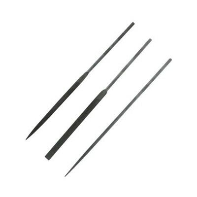 Set Of 3 Precision Needle Files - Jeweltool Mcguinness Pack