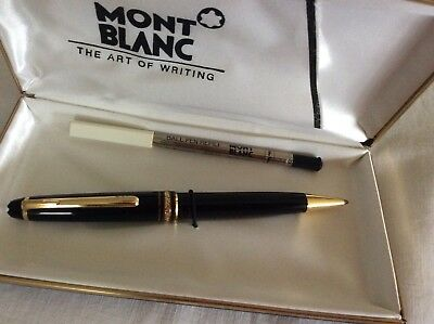 Vintage***MONT BLANC***RollerBall Pen Plus Refill NEW