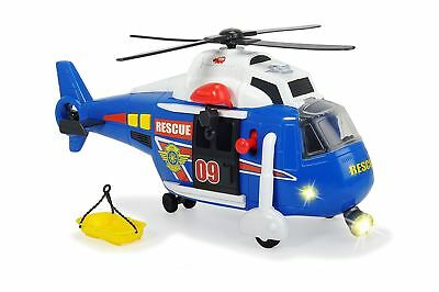 Dickie Toys Action Series Helicopter Helikopter 41 cm NEU+Verpackung beschädigt