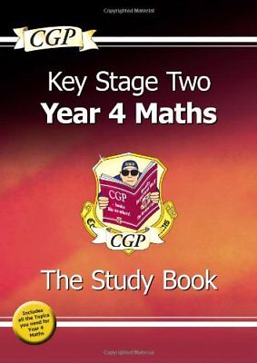 KS2 Maths Targeted Study Book - Year 4 (for the New Curriculum): The Study Boo,