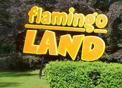 Flamingoland 2 For 1 Voucher Save £40  Valid Til 1St July 2018