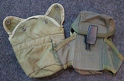 US Army M16 Ammo Mag Pouch plus US  canteen holder