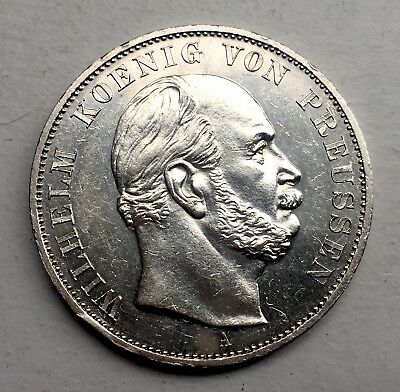 Germany Prussia 1 Thaler 1871 A - Sieges Thaler