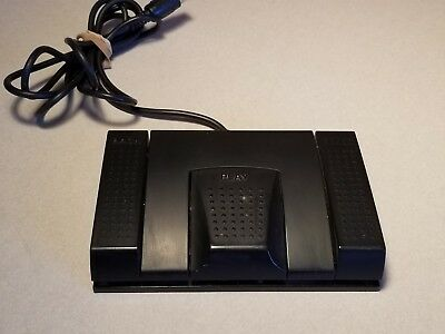 SANYO Foot Control FS-56  - Foot Pedal For Transcribing - 6 Pin -