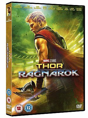 Thor: Ragnarok DVD New and Sealed Fast and Quick Postage