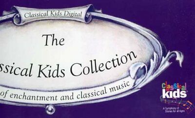 Various Artists, Cla - Classical Kids Collection 2 / Various [New CD]
