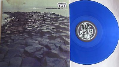 EP Farflung ‎Unwound Celluloid Frown - Blue Vinyl - Heavy Psych Sounds hps051