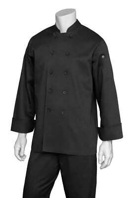 Chef Works Men's Bastille Chef Coat