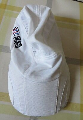 Crew Room White Cap
