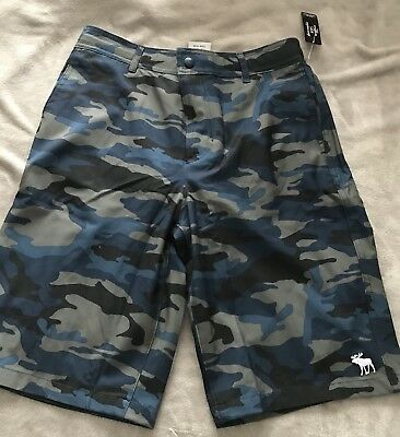 BNWT Abercrombie & Fitch Boys Swimming Shorts Age 15/16