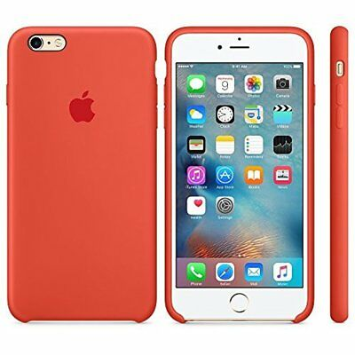Apple OEM Silicone Case for iPhone 6 Plus / 6s Plus - Orange