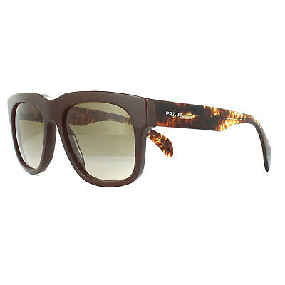 Prada Sunglasses 14QS DHO1X1 Brown Brown Gradient