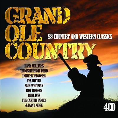 Grand Ole Country, Various Artists, Audio CD, New, FREE